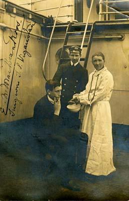 Dr Elizabeth N. MacBean Ross, surgeon