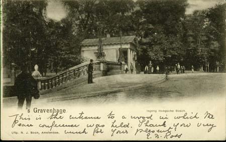 Gravenhage, PC to Mary