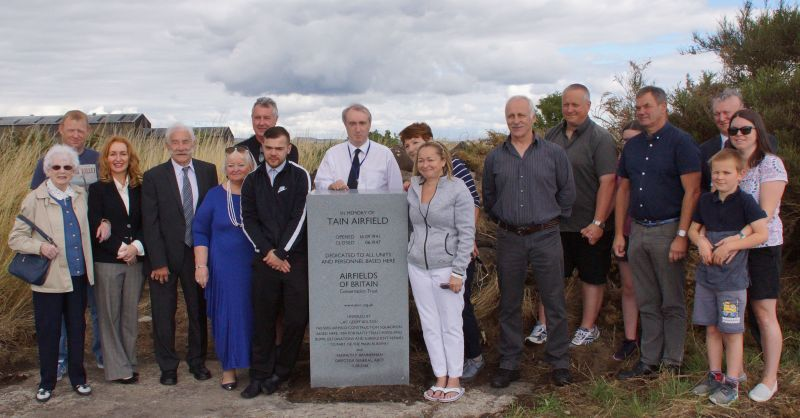 2018 Wartime memorial unveiled