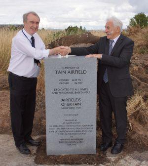 2018 Unveiling of memorial