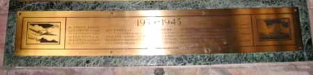 1939 to 1945