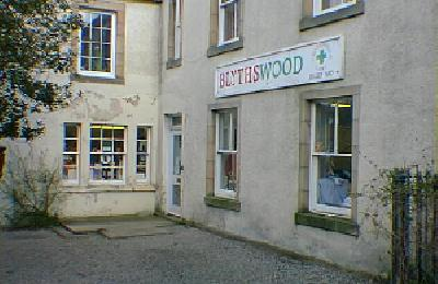 Blythswood Charity Shop