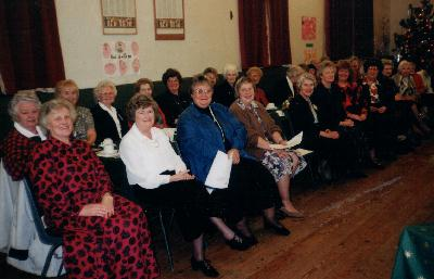 AGM and Supper December 1997