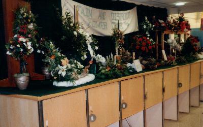 Co Op display Dec 1997 to Jan 1998