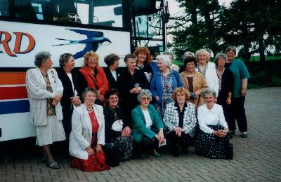 Outing to NAFAS Show June 1998