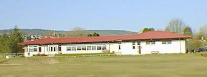 Tain Golf Club - The Present Clubhouse