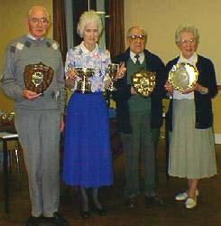 Principal trophy winners for 2000