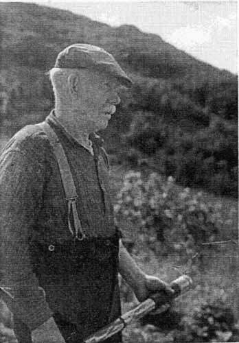 John 'Rudd' Mackenzie