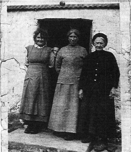 Ladies of New Street, Fassaig.