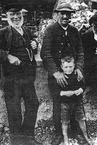 The Macdonald family, Alligin