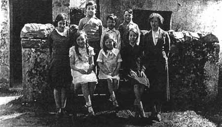 Torridon School 1936