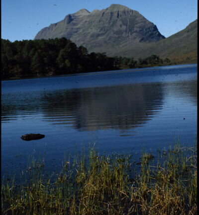 Liathach in Summer
