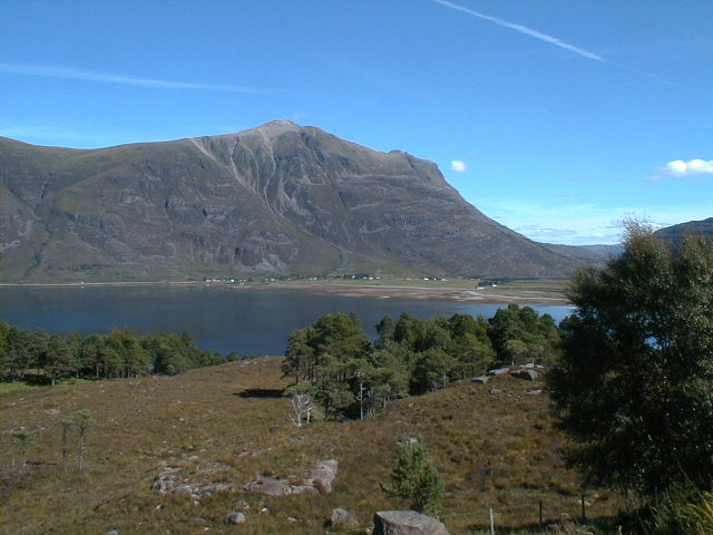 Loch Torridon from Shieldaig Road