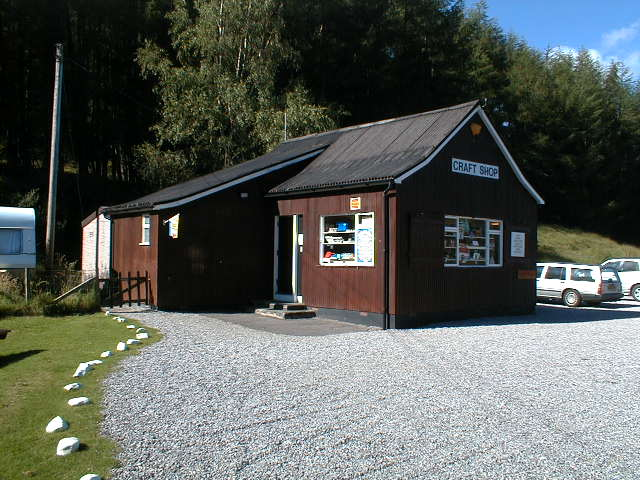 Glen Docherty Craft Shop