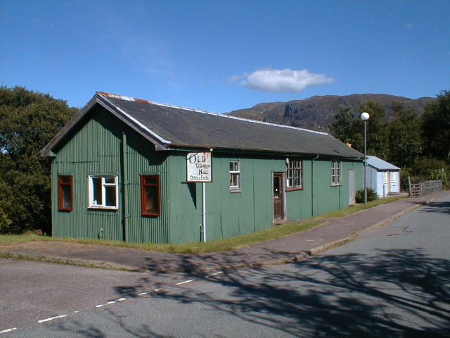 Kinlochewe Stores and Post Office