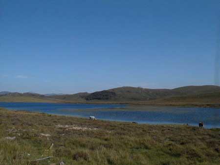 Loch Bad na h-achlaise