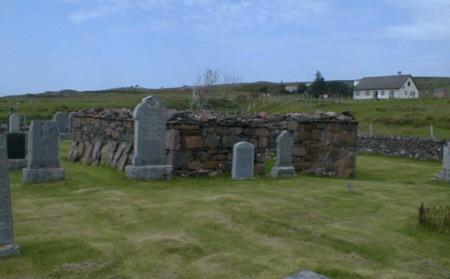 Badenscallie Burial Ground