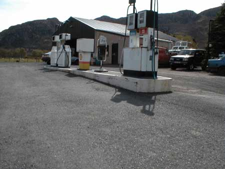 Lochewe Service Station
