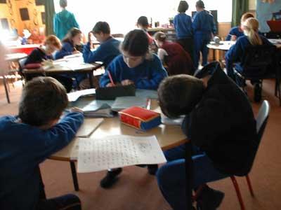 Primary Class 4-7