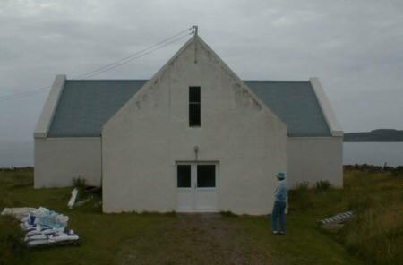 Coigach Free Church of Scotland.