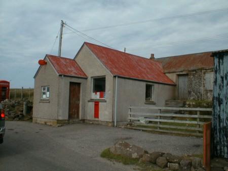 Post Office, Achiltibuie