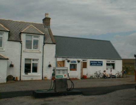 Store and Filling Station, Achiltibuie