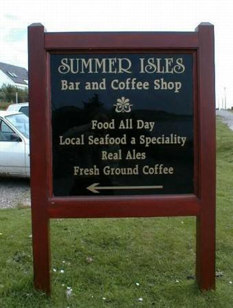 Summer Isles Hotel, Achiltibuie
