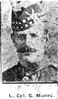 Munro George, L Corp, Alness