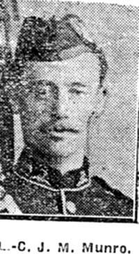 Munro John L, L Corp, Salisbury ex Alness