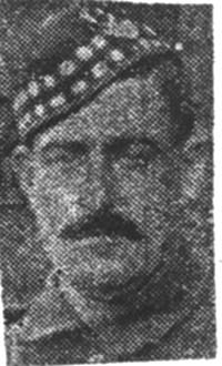 Robertson Peter, Pte, Alness