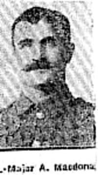 Macdonald Alick, Sgt, Alness