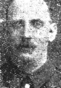 Macgillivray William T,  Sgt, Elgin ex Alness