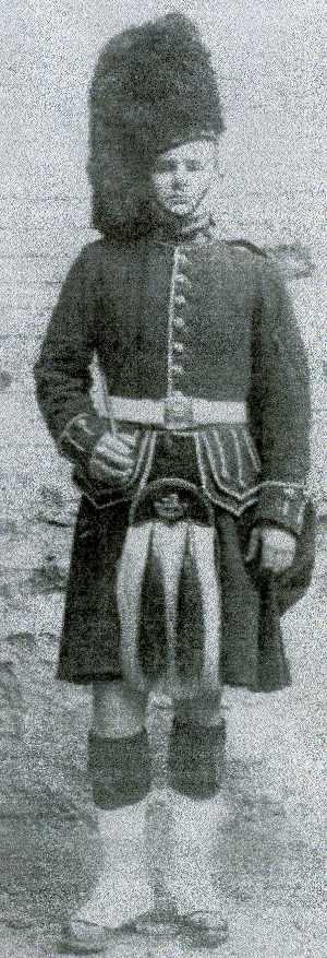 Macleod Alexander, Sgt, Achiltibuie