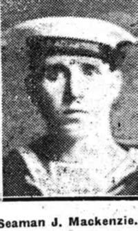 Mackenzie John, Seaman, Aird