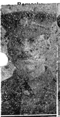 Aird William R, Pte, Ardross