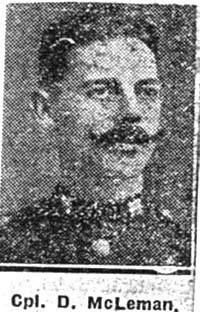 Macleman David B, Corp, Avoch