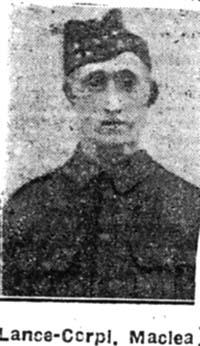 Maclean, L Corp, Avoch