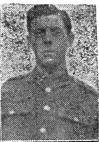 Jack Robert, Pte, Avoch