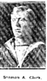 Clark Alexander, Seaman, Avoch
