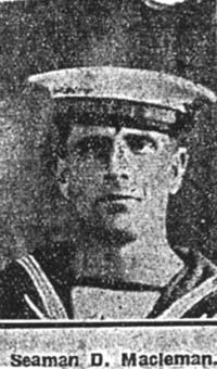 Macleman Donald, Seaman, Avoch