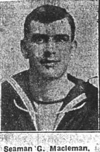 Macleman George, Seaman, Avoch