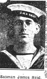 Reid James, Seaman, Avoch