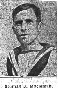Macleman John, Seaman,Avoch