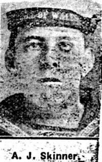Skinner John, Seaman, Avoch