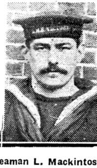 Mackintosh Lewis, Seaman, Avoch
