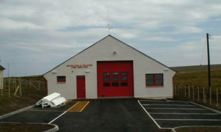 Fire Station, Achiltibuie.