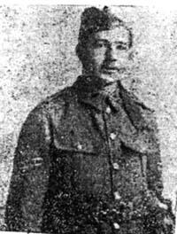 Macleay John, Sgt, Conon