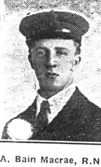 Macrae Alexander B, 2 Engineer, Contin