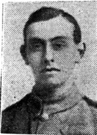 Maclean Hugh, Pte, Contin