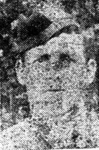 Sutherland James, Pte, Canada ex Cromarty